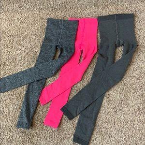 Pants - 3 pairs of leggings